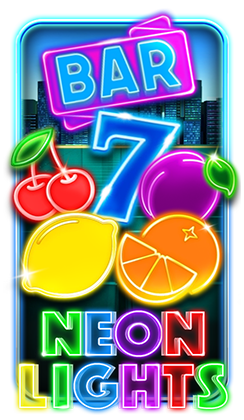 Bar 7 Neon Lights