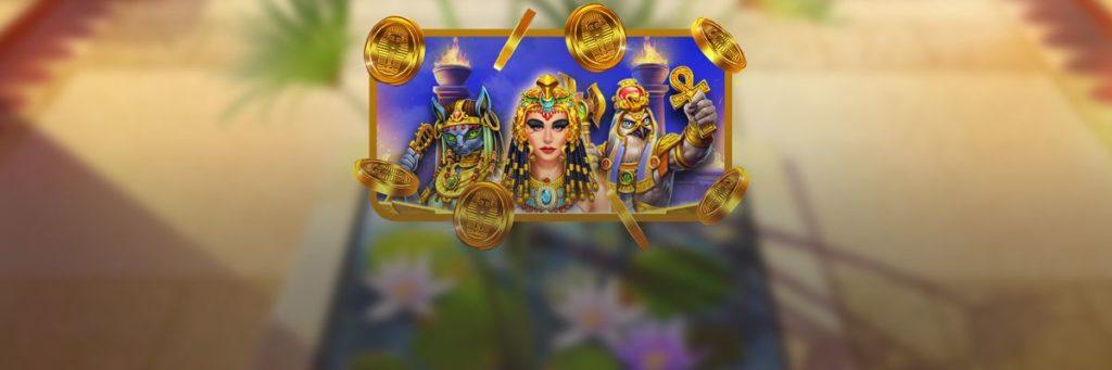 เกมที่เฟื่องฟูในสล็อต Sphinx Fortune