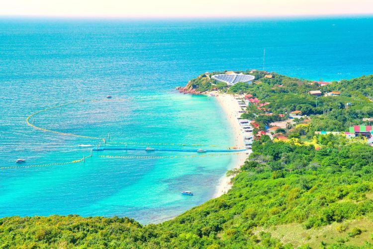 เกาะล้าน สถานที่ท่องเที่ยวยอดนิยมของไทย