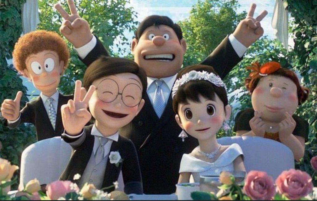 Doraemonกับงานแต่ง